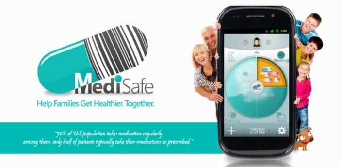 Pill Reminder and Medication Tracker by Medisafe