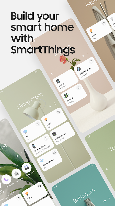 SmartThings The App Store
