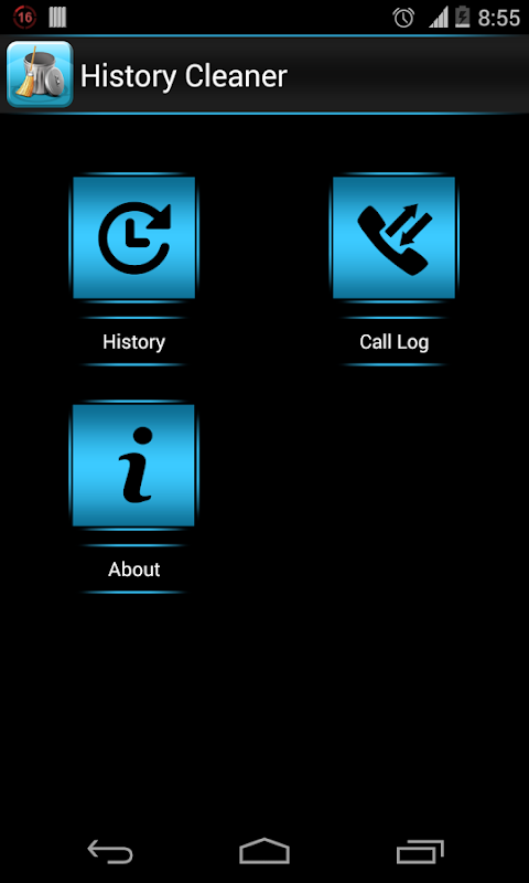 Screenshot History Eraser for Android APK