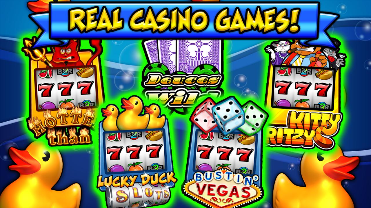 Screenshot Lucky Duck Slots APK