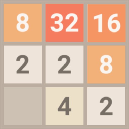 512 - Number puzzle game