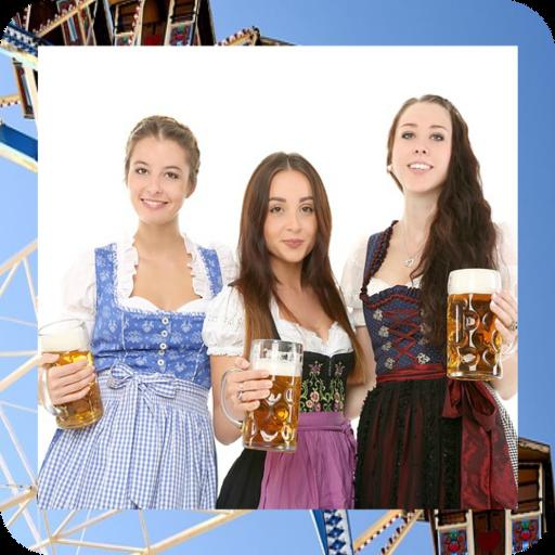 Oktoberfest Photo Frames