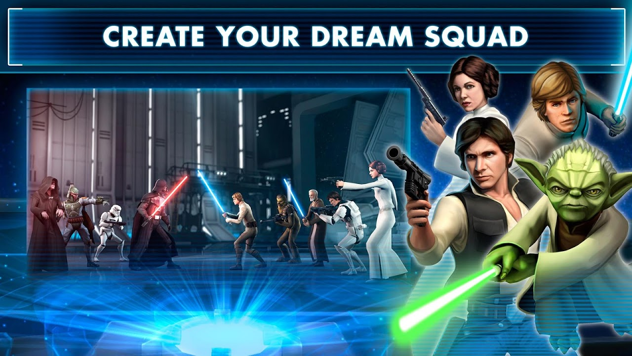 Star Wars™: Galaxy of Heroes The App Store