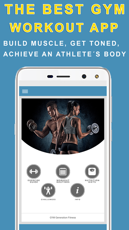 GYM Generation Fitness & Workout The App Store