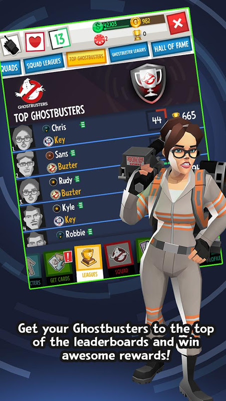 com.activision.ghostbusters.slimecity The App Store