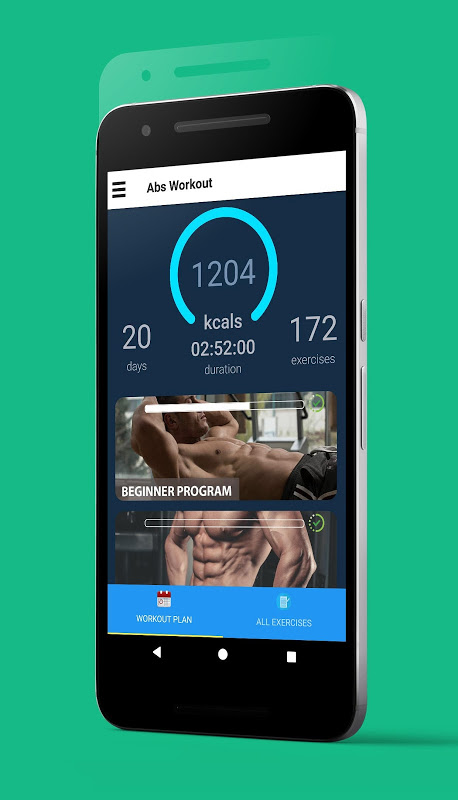 Six Pack in 30 Days The App Store