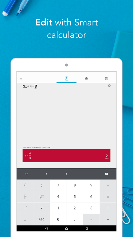 Screenshot Photomath - Camera Calculator APK