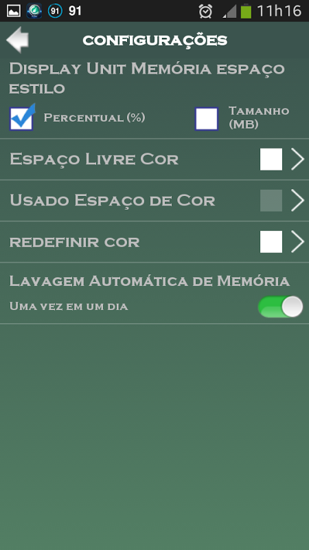 Screenshot Memory Booster for Android APK