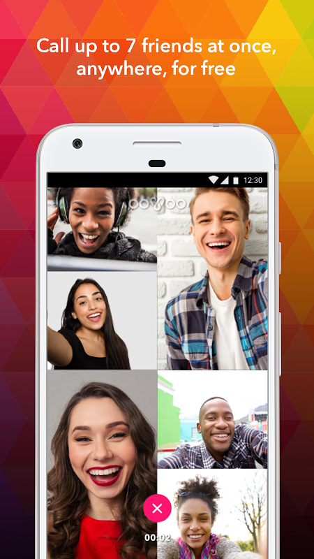 ooVoo Video Calls, Messaging & Stories The App Store