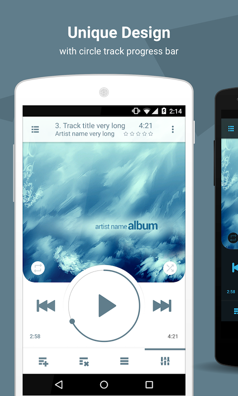 NRG Player music player The App Store