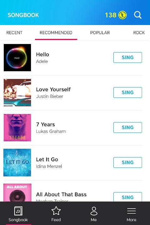 Karaoke - Sing Karaoke, Unlimited Songs The App Store android Code Lads