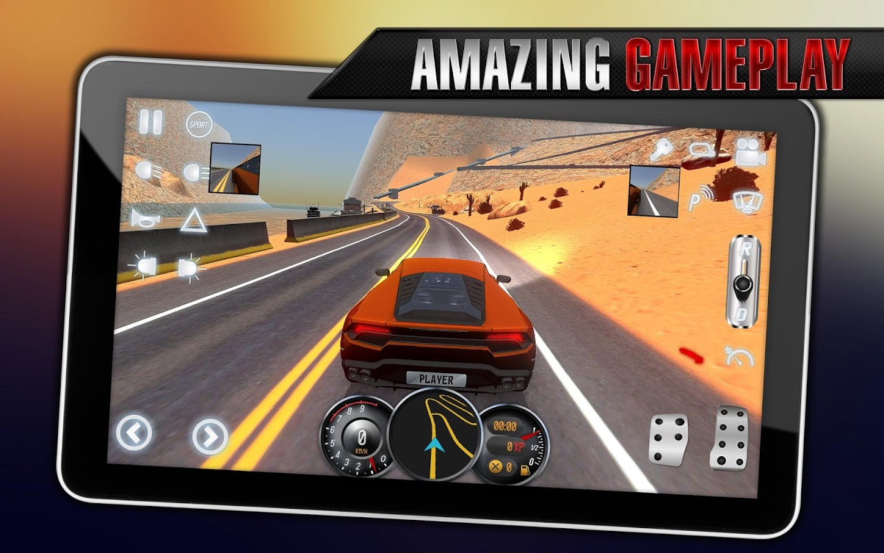 Screenshot Driving School 2017 APK
