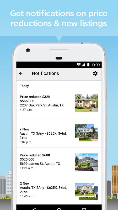 Screenshot Realtor.com Real Estate: Homes for Sale and Rent APK