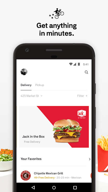 Postmates Food Delivery: Order Eats & Alcohol The App Store