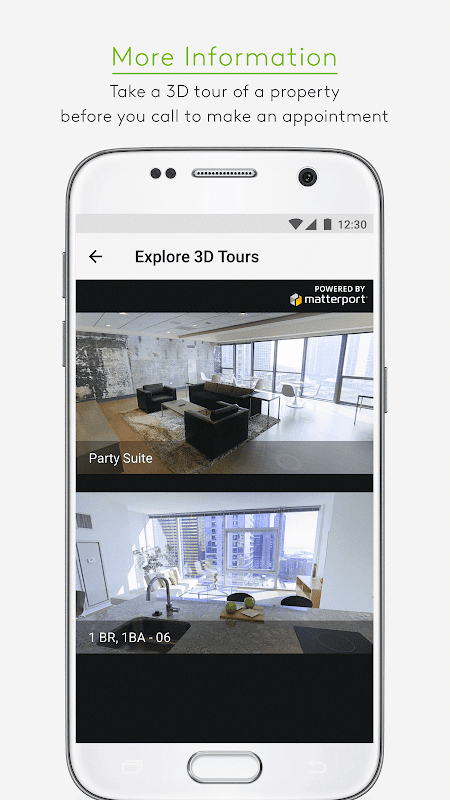 Screenshot Apartments.com Rental Search APK