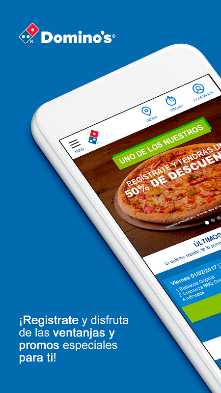 Dominos Pizza | Comida a Domicilio y Ofertas The App Store