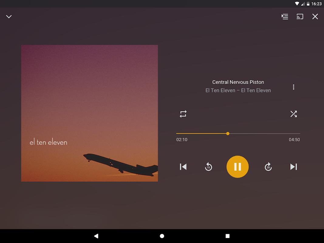 Screenshot Plex APK
