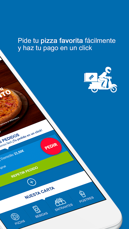 Dominos Pizza | Comida a Domicilio y Ofertas The App Store android Code Lads