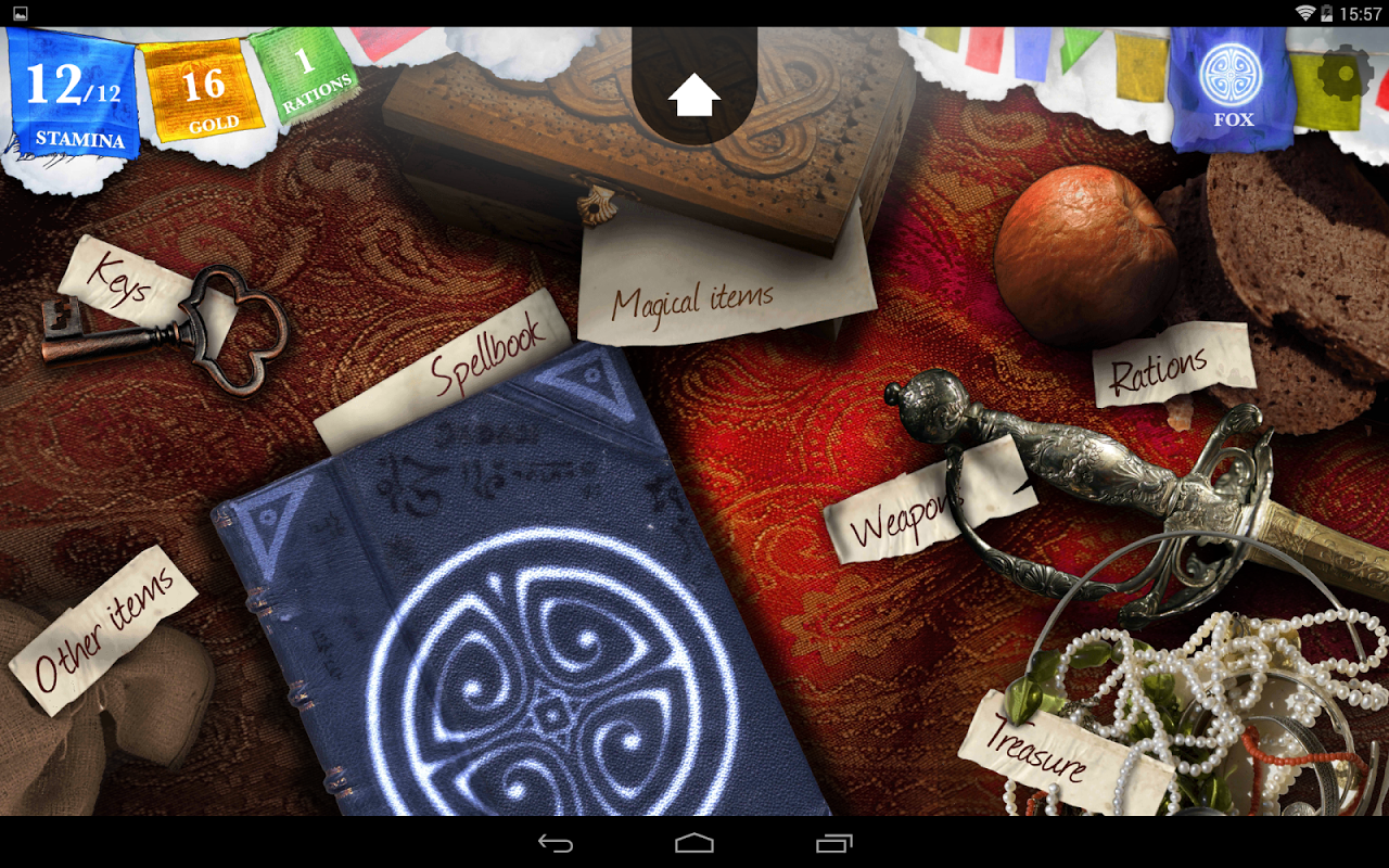 Screenshot Sorcery! APK