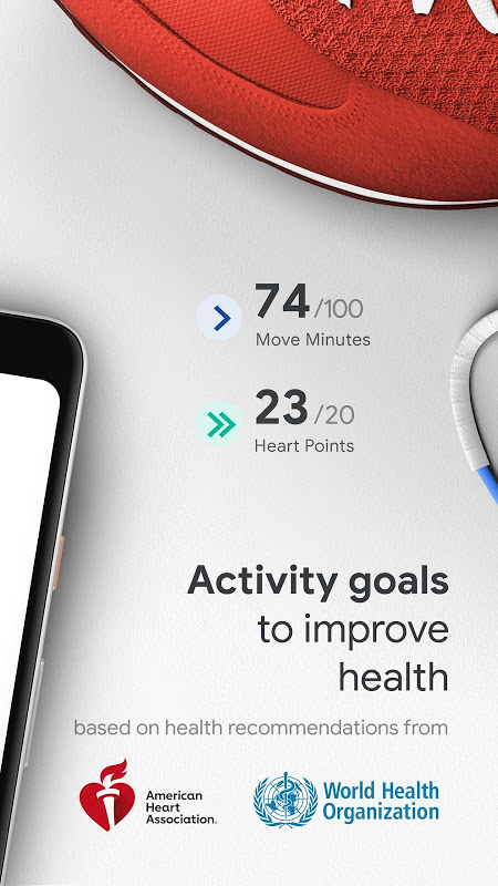 Google Fit: Health and Activity Tracking The App Store android Code Lads
