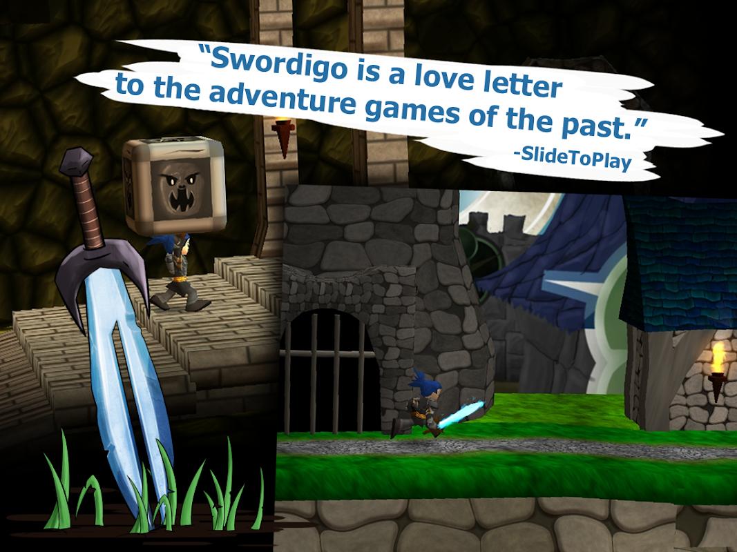 Screenshot Swordigo APK