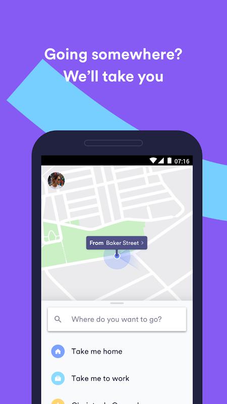 Screenshot Cabify - Enjoy the ride APK