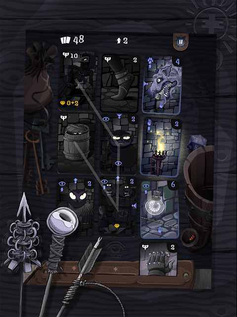 Screenshot Card Thief APK