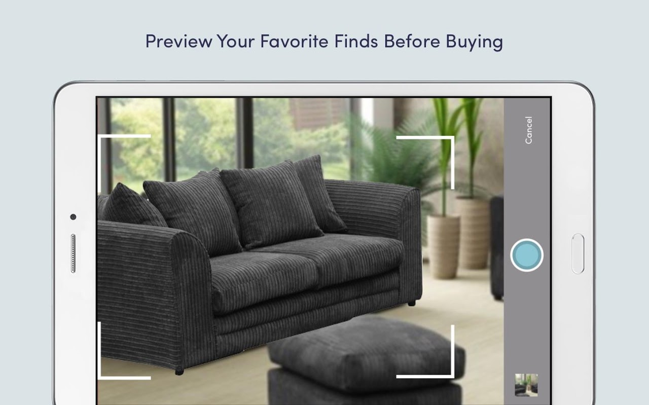 Screenshot Wayfair - Furniture & Decor APK