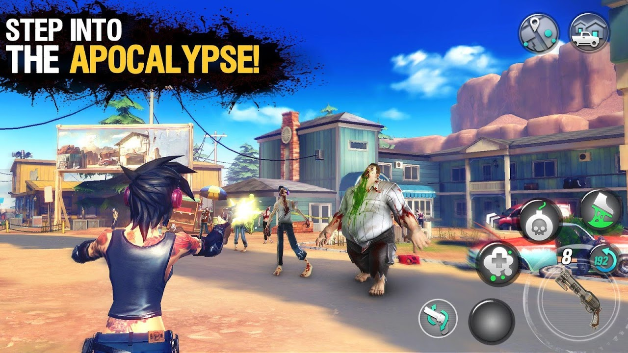 Dead Rivals - Zombie MMO (Unreleased) The App Store