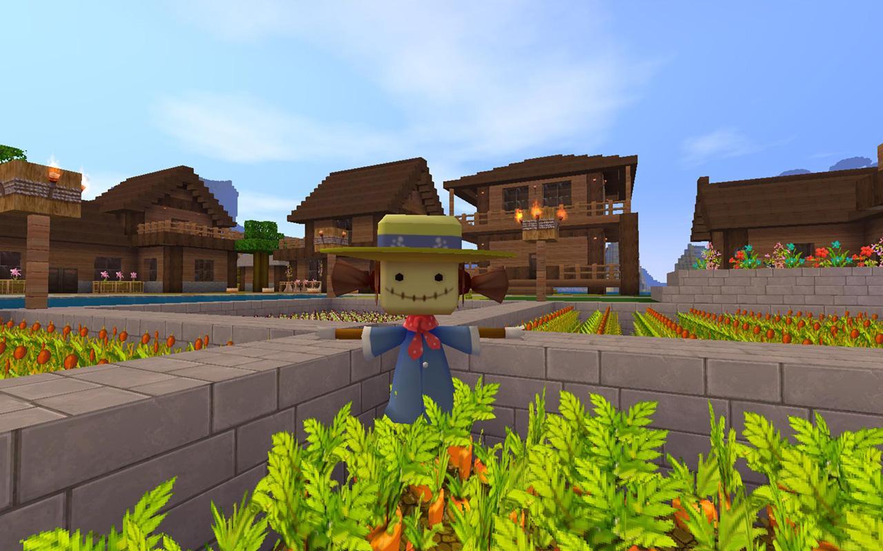 Screenshot Mini World: Block Art APK