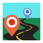 GPS Route for Waze