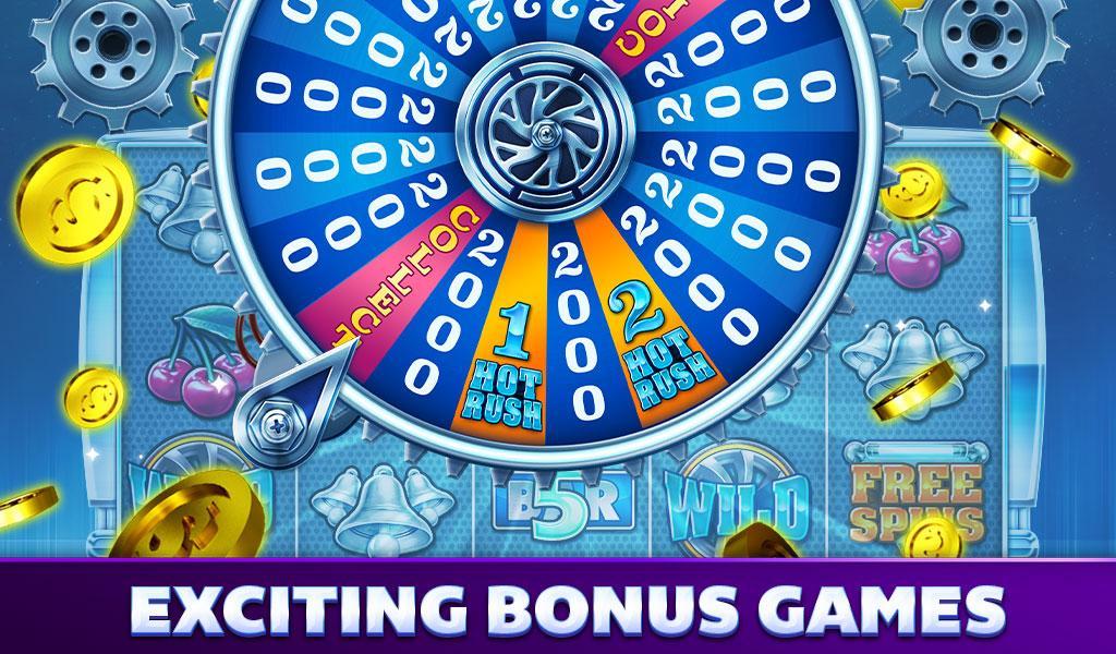 Screenshot Epic Diamond Slots – Free Vegas Slot Machines APK