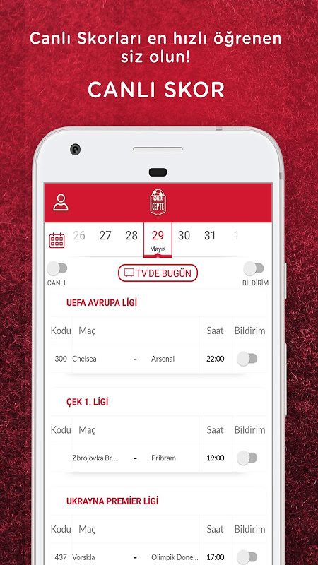 GollerCepte 1905 The App Store android Code Lads