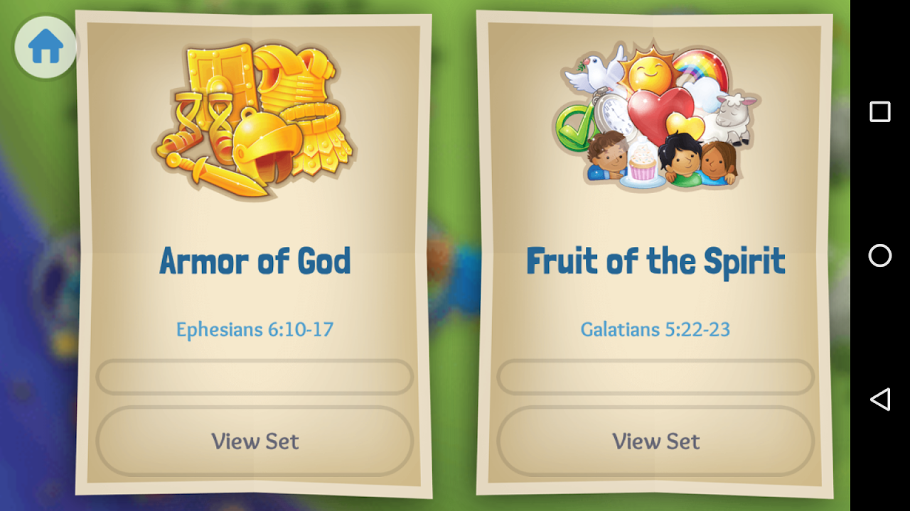 Screenshot Bible App for Kids APK