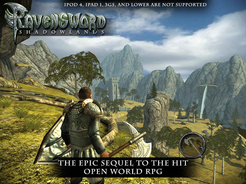 Ravensword: Shadowlands The App Store