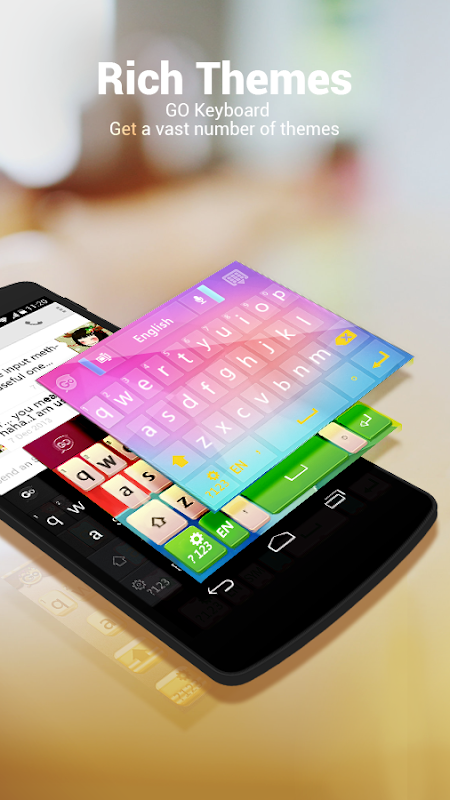 French Language - GO Keyboard The App Store android Code Lads