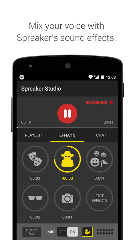 Spreaker Studio The App Store