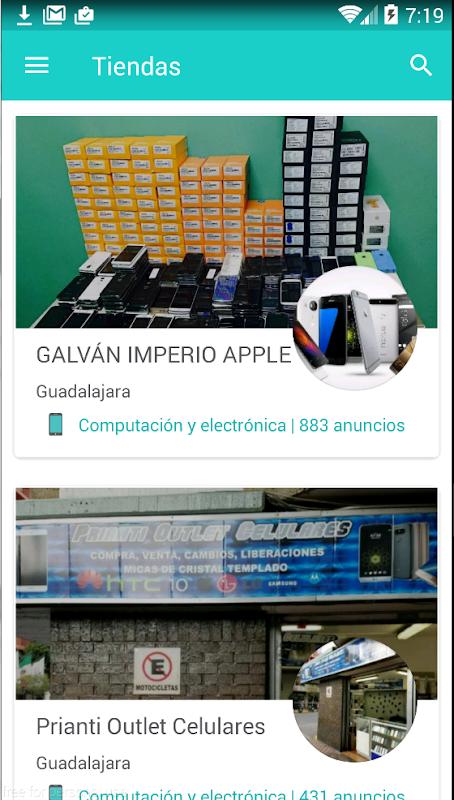 Screenshot Segundamano.mx APK