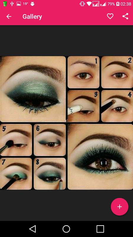 Eyes Makeup Tips The App Store android Code Lads
