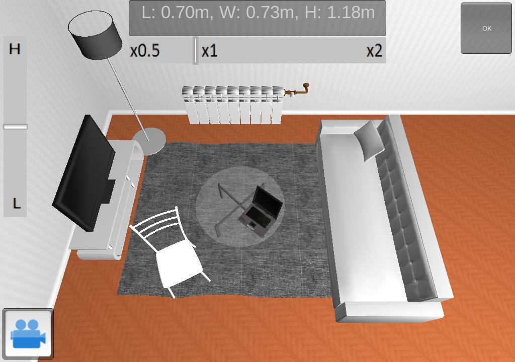 Room Creator Interior Design The App Store android Code Lads