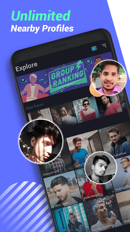 Blued - Gay Chat & Gay Dating & Find Guys Online The App Store