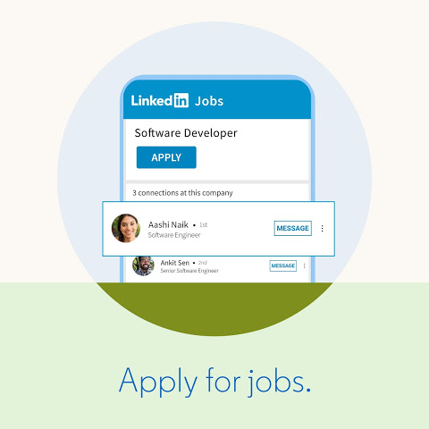 LinkedIn Lite: Easy Job Search, Jobs & Networking The App Store android Code Lads