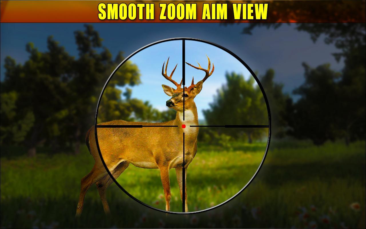 Jungle Deer Hunter The App Store