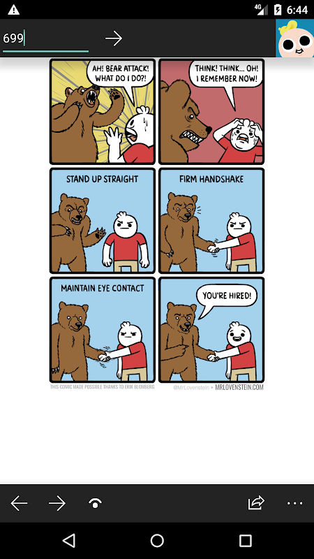 Mr. Lovenstein Comics The App Store android Code Lads