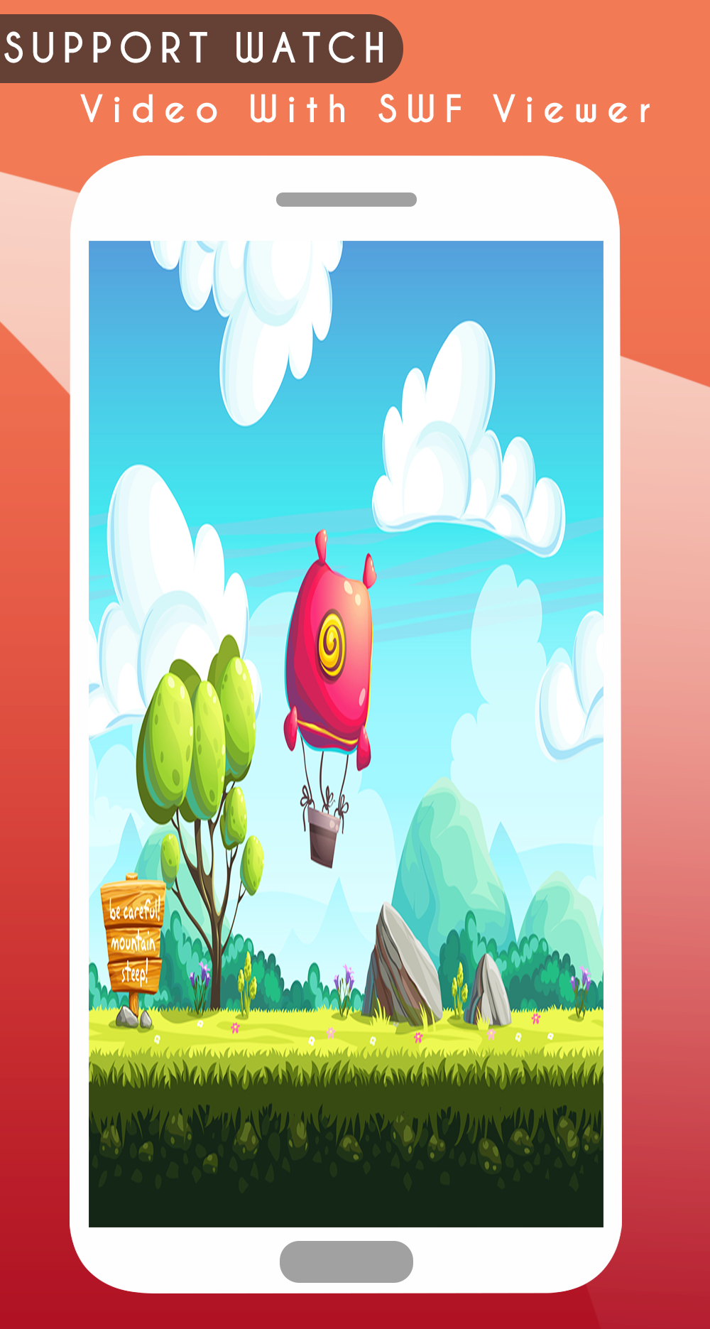 Screenshot Flash Player For Android - SWF simulator APK