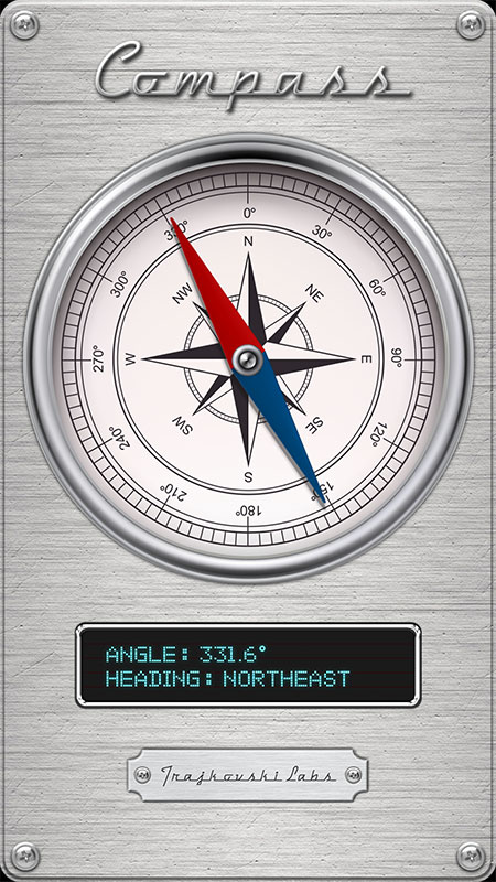 Compass The App Store android Code Lads