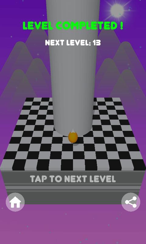 Screenshot Stack Ball - Blast 3D APK