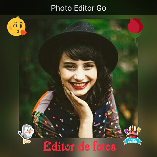 Photo Editor Go - Photo editor for Android