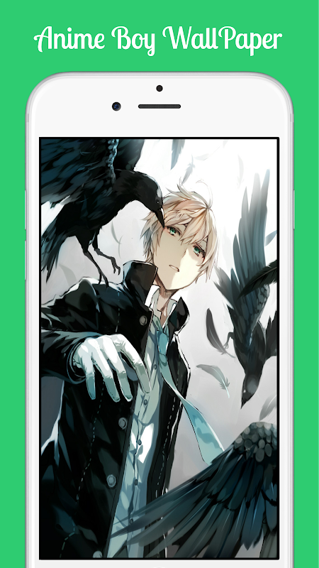 Anime Boy Wallpaper The App Store