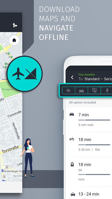 HERE WeGo – City Navigation The App Store